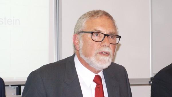Gerd Ehmen tritt nicht wieder als Kammerpräsident an