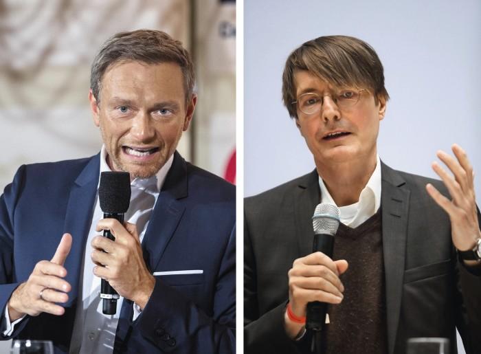 Lindner Und Lauterbach Sind Sich Einig