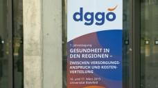 Anfang der Woche tagte in Bielefeld die DGGÖ. (Foto: Müller-Bohn)