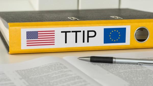 TTIP-Resolution im zweiten Anlauf