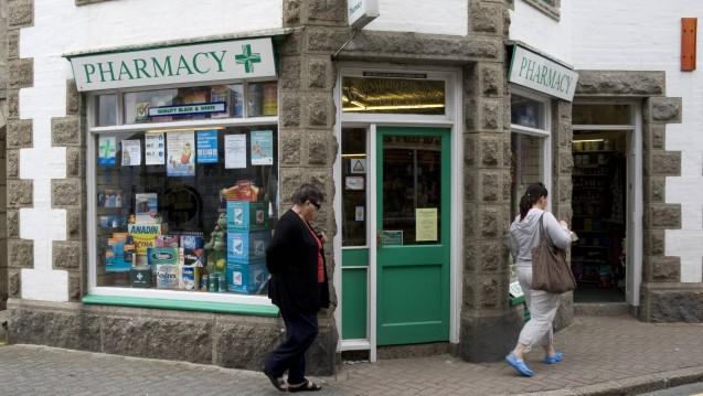 Harter Brexit: Apotheken in Großbritannien sollen keine Extravorräte anlegen. (s / Foto: imago)