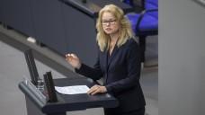 Die Grünen-Politikerin Kirsten Kappert-Gonther fordert, dass Präparate zur Rauchentwöhnung von den Krankenkassen erstattet werden müssen. (s / Foto: imago images /Chriostian Thiel)
