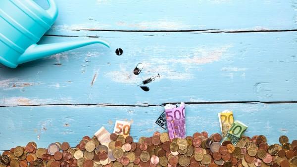 Wundersame Geldvermehrung