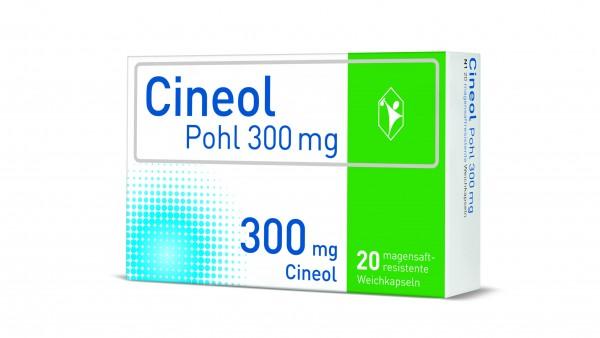 Auch Pohl-Boskamp bringt Cineol-Präparat