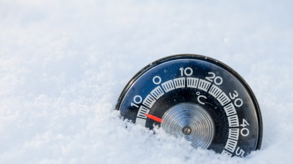 Geeigneter Schutz vor Kälte