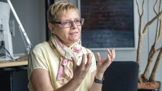 Die SPD-Politikerin und Ärztin aus Bayern wird gesundheitspolitische Sprecherin der SPD-Bundestagsfraktion. (Foto: Külker)