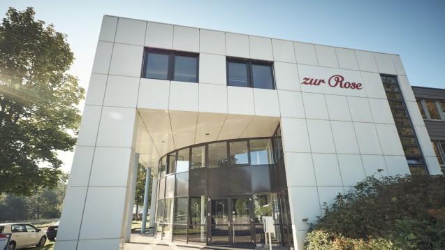 Der Schweizer Konzern Zur Rose wird als Partner von IBM Deutschland den zentralen E-Rezept-Dienst in der Telematikinfrastruktur mitgestalten. (Foto: Zur Rose)