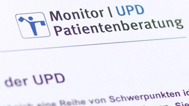 Zu- und Aufzahlungen sind für Patienten immer wieder ein Problem. (Foto: ABDA bzw. UPD)