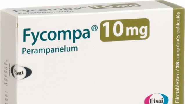 Ab 1. Dezember ist Fycompa wieder regulär in deutschen Apotheken zu haben. (Foto: Eisai)