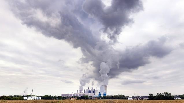 Mehr als 400.000 Menschen in der Europäischen Union sterben jährlich vorzeitig an den Folgen von Luftverschmutzung. (Foto: imago images / Future Image)