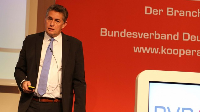 BVDAK-Chef Hartmann: Apothekenkooperationen haben ihre Daseinsberechtigung. (Foto: DAZ/diz)