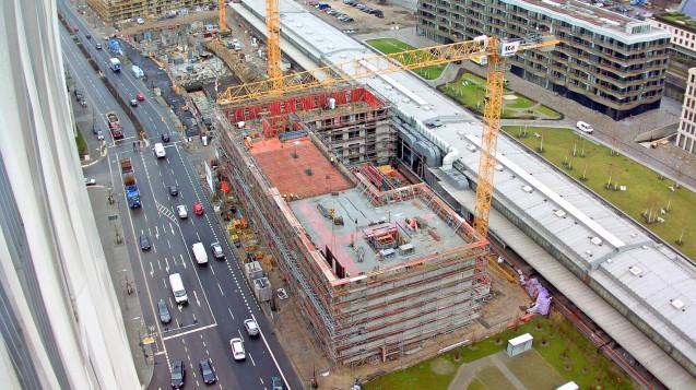 Die ABDA will im März 2019 in das neuen Apothekerhaus hinter dem Berliner Hauptbahnhof einziehen. (Foto: abda.de)
