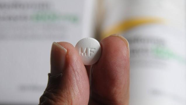 Es bleibt zu klären, warum der günstige Einfluss von Metformin nur bei Hormonrezeptor-positiven Erkrankungen zu beobachten ist.(Foto: IMAGO / Dean Pictures)