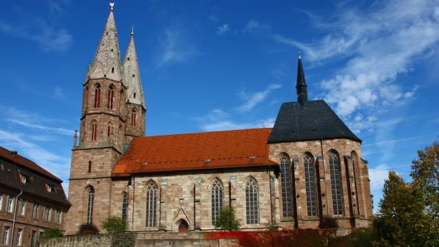 Die Propsteikirche St. Marien ist das Wahrzeichen der Stadt Heiligenstadt. (Foto: ASonne30 / Fotolia)