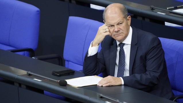 Bundesfinanzminister Olaf Scholz will die Finanzaufsicht stärken. Im Fall von AvP ist er zu spät dran. (Foto: imago images / Political-Moments)