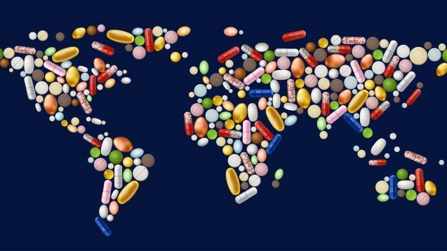 Kritik: Auch mit an sich legalen Drogen gibt es viele Probleme, Benzodiazepine etwa werden zu verschrieben. (Foto: djahan / Fotolia)