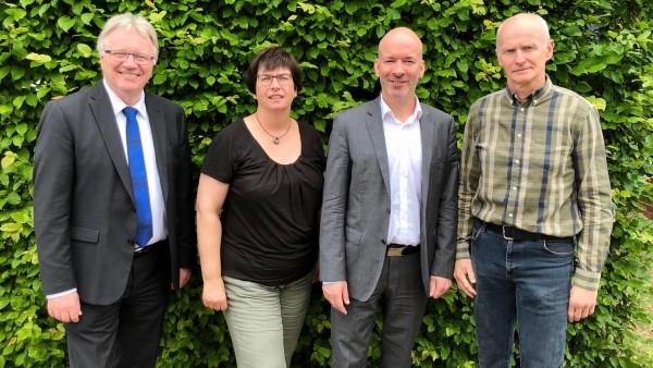 Mathias Arnold bleibt Verbandschef in Sachsen-Anhalt