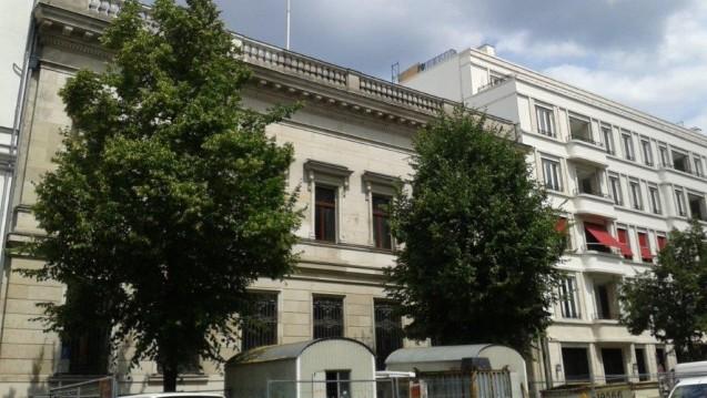 Freitag ist es soweit: Die ABDA verlässt das Mendelssohn-Palais. (Foto: Sket)