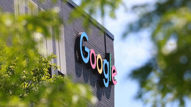 Der deutsche Google-Standort München, wo auch das Landgericht München I die Zusammenarbeit zwischen dem Bundesgesundheitsministerium und dem Suchmaschinendienstleister vorerst auf Eis legte. (Foto: IMAGO / Lackovic)