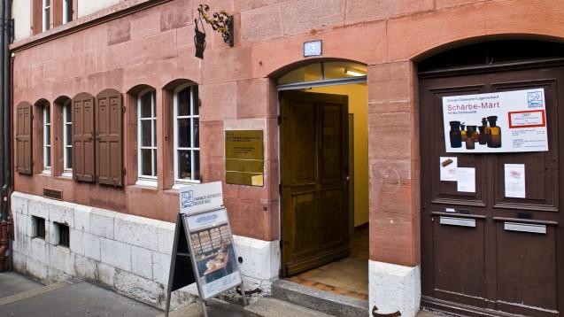 Am Freitag wurde der Direktor der Pharmaziemuseums Basel dort tot aufgefunden. (c / Foto: picture alliance / Arco Images GmbHuseum.ch/de/)