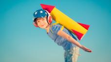 Abheben und durchstarten? Welchen Beruf wollten Sie als Kind ergreifen? Was motiviert Sie heute? (Foto:Sunny studio / stock.adobe.com)
