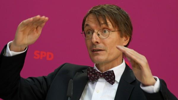 Lauterbach will nicht mit Freien Apothekern sprechen