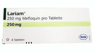 Malariaprophylaxe mit Mefloquin