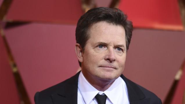 Der Schauspieler Michael J. Fox erhielt mit 29 Jahren die Diagnose Parkinson. (Foto:picture alliance / AP Photo)