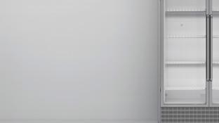 Wie lange bleibt der Kühlschrank leer?