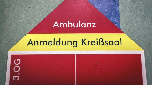 In deutschen Kreißsälen fehlt derzeit Oxytocin. Baden-Württembergs Krankenhausapotheker schlagen nun Alarm. (r/Foto:imago)