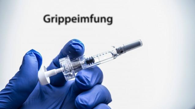 Sollte aus irgendeinem Grund Efluelda nicht verfügbar sein, dürfen Menschen ab einem Alter von 60 Jahren nicht einfach alternativ mit einem standarddosierten Grippeimpfstoff geimpft werden. (s / Foto: IMAGO / Fotostand)
