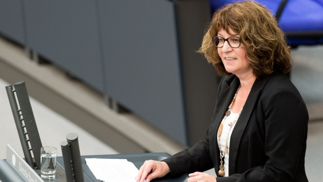 Martina Stamm-Fibich (SPD) wartet gespannt auf den Gesetzentwurf zum Rx-Versandverbot aus dem BMG. (Foto: dpa)