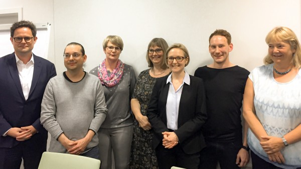 Das ist der neue Vorstand der Apothekerkammer Berlin