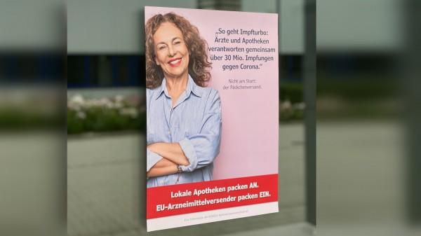 Noweda-Kampagnenmotive kommen jetzt für alle Apotheken