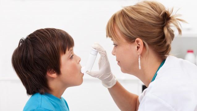 Arzneimittel zum Inhalieren werden besonders häufig falsch angewendet. (Foto: Ilike/Fotolia)