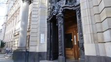 Das Landgericht Berlin: Seit über einem Jahr wird hier gegen Ex-ABDA-Sprecher Thomas Bellartz wegen mutmaßlichen Datenklaus aus dem BMG verhandelt. ( r / Foto: DAZ.online)