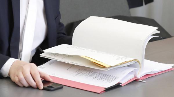 Journalist erhält Strafbefehl wegen Veröffentlichung von Zyto-Akte