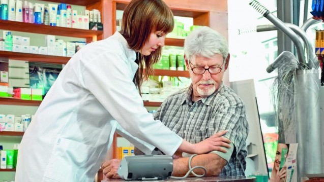 """Nicht nur in der Apotheke""""betreiben"""" Apotheker Medizinprodukte. (Foto: ABDA)"""