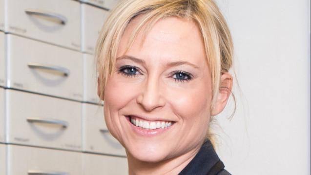 Die Apothekerin Sabrina Schröder aus Bochum wurde vom Noweda-Aufsichtsrat in den Vorstand der Genossenschaft gewählt. (c / Foto: Noweda)