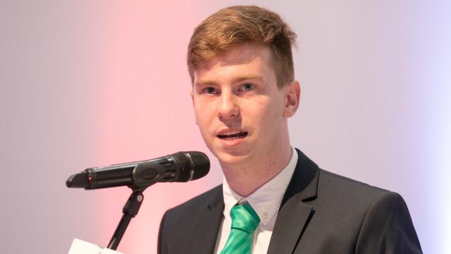 Max Willie Georgi: Ersthelferausbildung soll obligatorisch für angehende Apotheker sein. (Foto: DAZ / Schelbert)