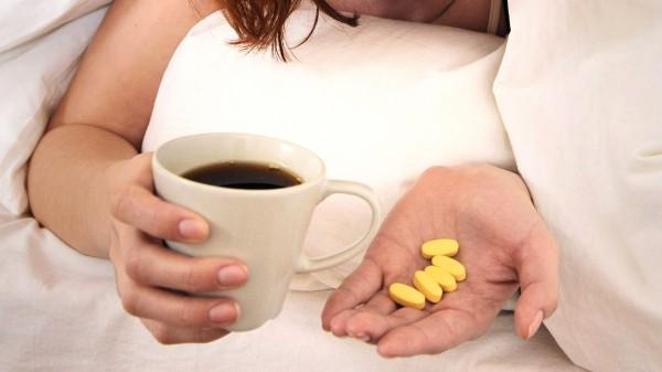 Ibuprofen nicht mit Coffein –aber als Pflaster