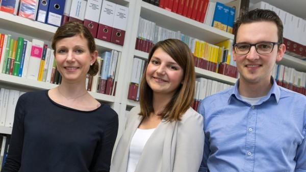 Müller, Rausch und Rohrer verstärken das Team von DAZ und DAZ.online