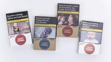 Seit 2016 tragenZigarettenpackungen Schockbilder. Die DAK hat nun Jugendliche dazu befragt, welche Emotionen sie bei ihnen auslösen. (Foto: imago)
