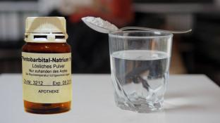 Wer darfNatrium-Pentobarbital für die Sterbehilfe aus der Apotheke holen?