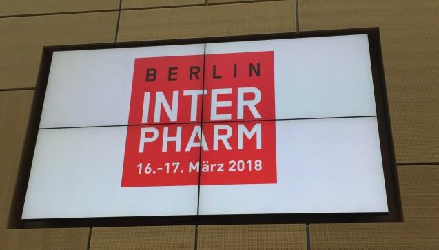 Von der alten wieder in die neue Hauptstadt: Termin und Tagungsort für die nächste INTERPHARM stehen auch schon fest. Es geht wieder nach Berlin, wo der Kongress zuletzt 2016 stattfand.