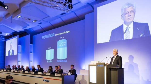 Wilfried Hollmann: Noweda erweitert den Vorstand. (Foto: Noweda)