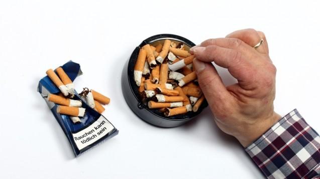 Mit dem Rauchen aufzuhören ist ohne Frage gesund, aber bei Einnahme von über CYP1A2 abgebauten Medikamenten können die Blutspiegel in gefährliche Höhen schnellen. ( r / Foto: Osterland/stock.adobe.com)
