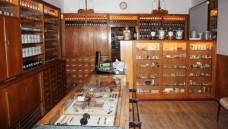 Im bayerischen Marktheidenfeld gibt es seit Ende Oktober ein Pharmaziemuseum zu bestaunen. (Foto: Eric Martin)