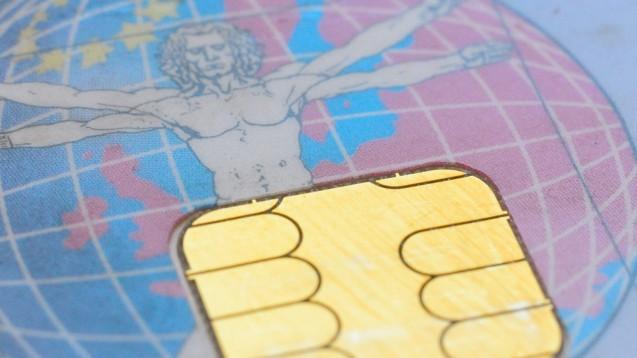 Bisher wird die Elektronik auf der Gesundheitskarte kaum genutzt. (Foto: hfd/ DAZ.online)
