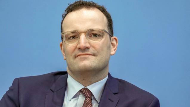 Das meiste Lob erhält Bundesgesundheitsminister Jens Spahn (CDU) für seinen Vorschlag zu einer Apotheken-Reform aus seiner eigenen Fraktion, die heftigste Kritik kommt von den Hausärzten. (Foto: imago)